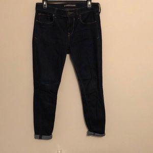 Express women Jean size 6R style Legging midrise